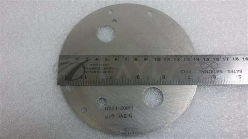 /-/AMAT Applied Materials 0021-20199 G-Type 142mm Shim Encapsulated Magnet CL.//_01