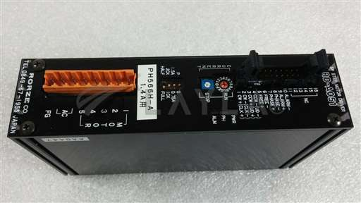 /-/Rorze RD-A051 Step Motor Driver//_01