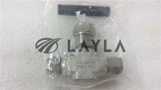 SS-18RS8/-/Swagelok SS-18RS8 Manual Stainless Integral Needle Valve 5000 PSI/Swagelok/-_01