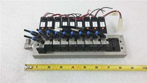 /-/SMC VZ312M Valves on Manifold//_01