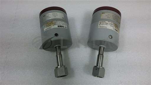 /-/MKS 328A01TBE Baratron Pressure Transducer Manometer (1-Torr)//_01