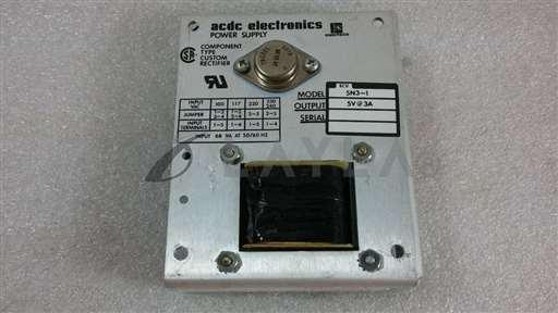 /-/ACDC ElectronicsECV 5N3-1Power Supply//_01