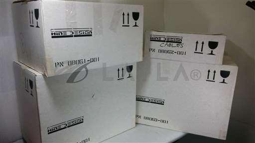 /-/Hine Design 08063-001 / 08061-001 Cassette Platform PLC Module & Cables (NIB)//_01