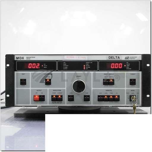 M/N 3152012-112 B, F/R B/MDX MAGNETRON DELTA/[2614] Advanced Energy MDX MAGNETRON DELTA M/N 3152012-112 B/ F/R B/Advanced Energy/_01