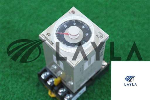-/-/OMRON H3CR TIMER  Lot of 4/-/_01