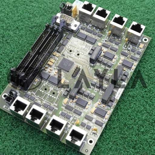 -/-/ALPHASEM AG AS496-0-00 Rev.B PC/AT INTERFACE CARD BOARD ASSEMBLY/-/_01