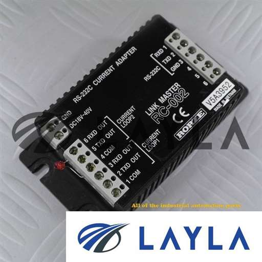 -/-/RORZE LINK MASTER RC002 RS-232C CURRENT ADAPTER/-/_01