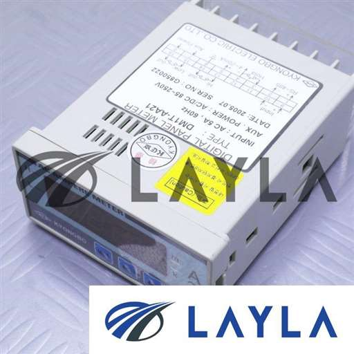 -/-/KYONGBO ELECTRIC AC AMPERE METER DM1T-AA21/-/-_01