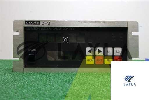 -/-/ULVAC IONIZATION VACUUM GAUGE CONTROL GI-M/-/_01