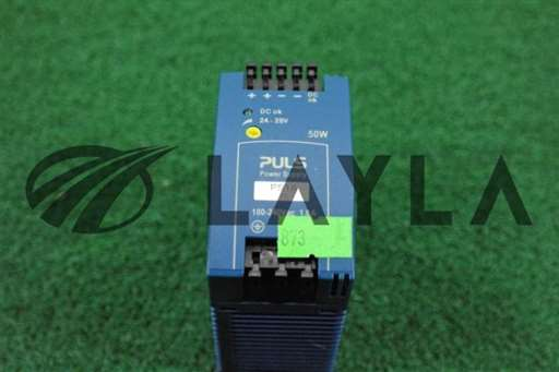 -/-/PULS ML50.101 Power SUpply In 100-120/220-240VAC OUt 24-28V2.1A DC/-/_01