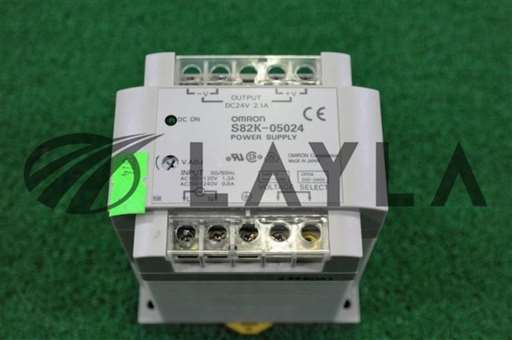 -/-/OMRON S82K-05024 POWER SUPPLY 24V 2.1A/-/_01