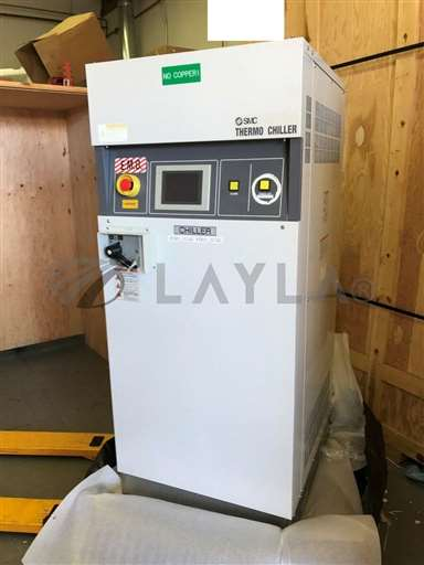 INR-497-001//SMC INR-497-001 Thermo Chiller (used working, 90 day warranty)/SMC/_01