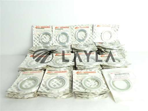 C10517490/-/Trapped Viton O-Ring NW50 Reseller Lot of 80 New Surplus/Edwards/-_01