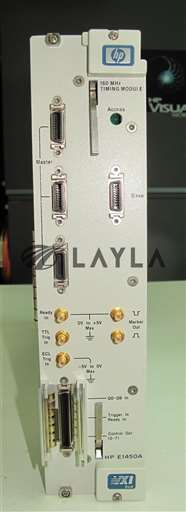 E1450A/-/160 MHZ TIMING MODULE/Agilent/_01