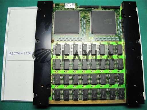 E2774-66512 E2774-69512/-/SCAN MEMORY BD 512 M/Agilent/_01
