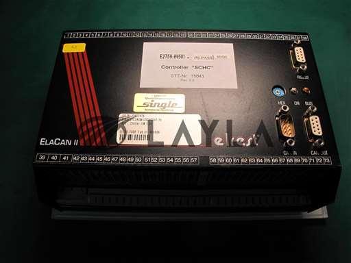 E2759-89501/-/Controller SCHC/Agilent/_01
