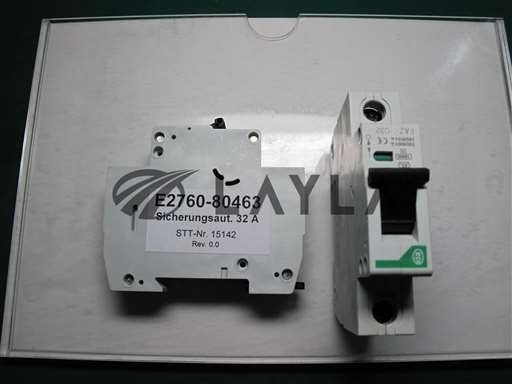 E2760-80463/-/Automatic cut out breaker 32A/Agilent/_01