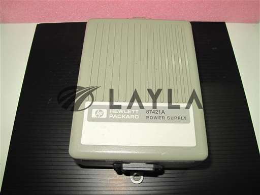 HP87421A/-/POWER SUPPLY/Agilent/_01