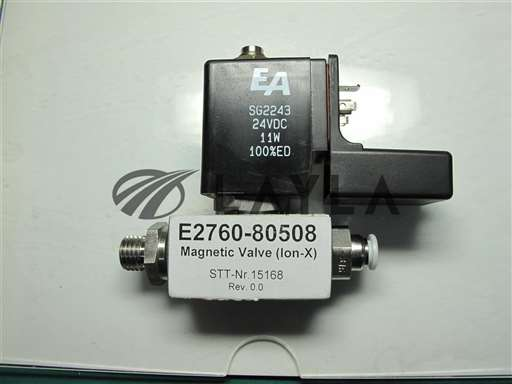E2760-80508/-/MAGNETIC VALVE ION-X/Agilent/_01
