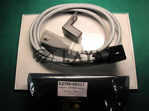 E2760-80331/-/Cable F. External Valve/Agilent/_01