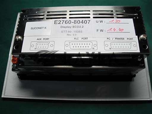 E2760-80407/-/Display unit/Agilent/_01