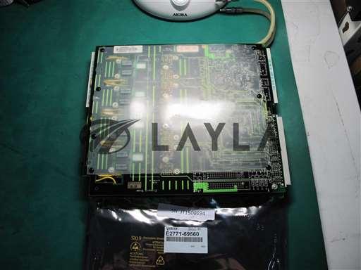 E2771-69560/-/PE Board Assembly 3L/Agilent/_01