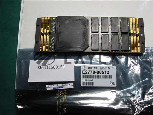 E2778-86552/-/TP Module 4 M/Agilent/_01