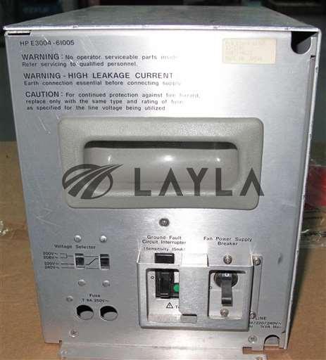 E3004-69005 (E3004-61005)/-/MONITORING UNIT POWER SUPPLY/Agilent/_01