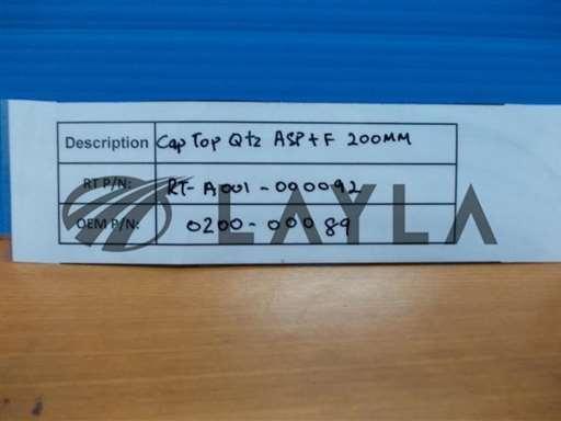 0200-00089//CAP TOP QTZ ASP+F 200MM//_01