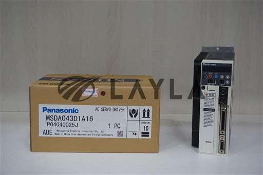 -/MSDA043D1A16/AC Servo driver/Panasonic/_01