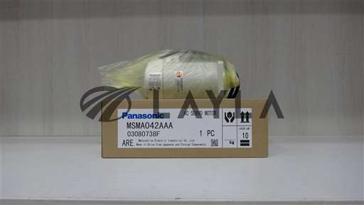 -/MSMA042AAA/Panasonic AC servo motor/Panasonic/_01