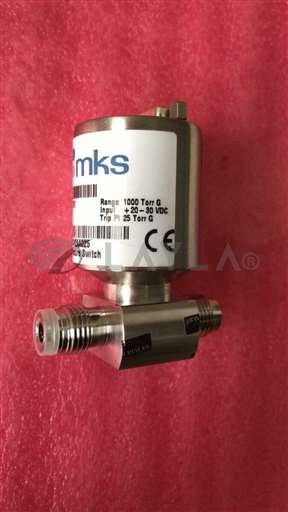 42B13DCH2AA025/42B13DCH2AA025/MKS Baratron Pressure Switch 42B13DCH2AA025 */MKS/_01