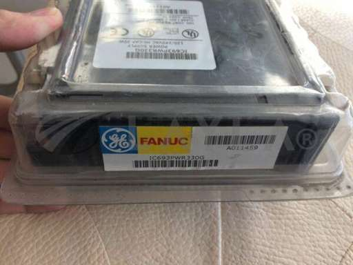 --/--/1PC GE Fanuc IC693PWR330 Power Supply New #A1/GE/_01
