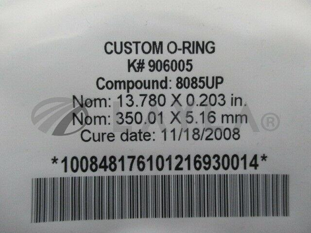 0010-00510/-/Kalrez Sahara K#906005 O-ring, Seal, Compound 8085UP, AMAT 3700-00256, 424254/AMAT/-_05