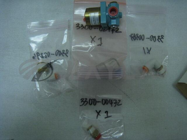 0010-04000/-/NEW AMAT 0010-04000 KIT, flow booster, regulater and fittings and bracket RG0005/AMAT/-_01