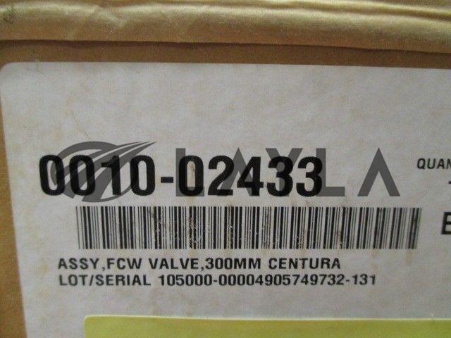 0010-02433/-/AMAT 0010-02433 Assy, FCW Valve, 300 MM Centura/AMAT/-_02