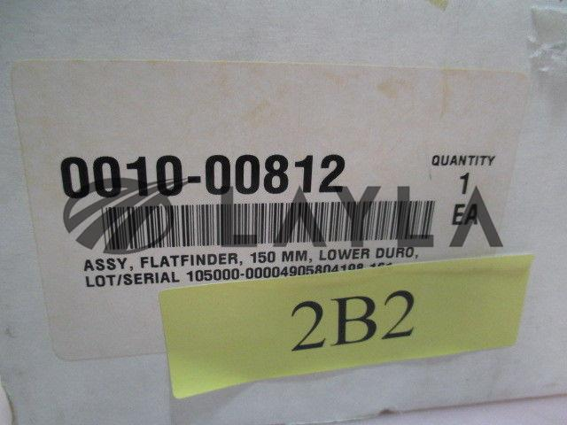 0010-00812/-/AMAT 0010-00812, Assembly, Flatfinder, 150mm, Lower Duro. 418668/AMAT/-_08