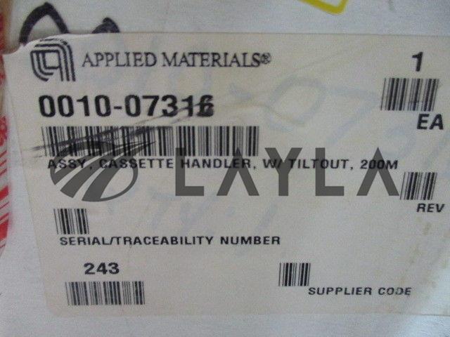 0010-07316/-/AMAT 0010-07316 Assembly, Cassette Handler, w/ Tiltout, 200M, 422337/AMAT/-_11