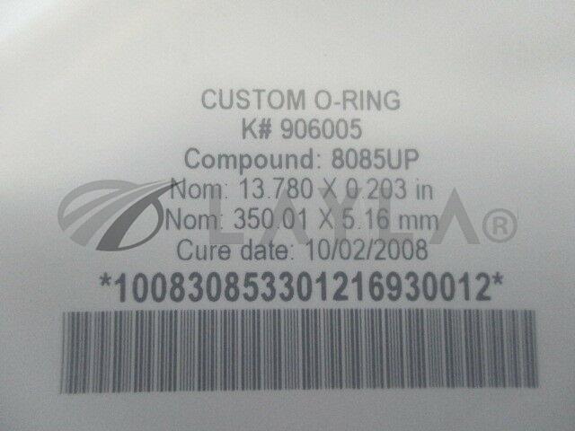 0010-00510/-/Kalrez Sahara K#906005 O-ring, Seal, Compound 8085UP, AMAT 3700-00256, 424255/AMAT/-_06