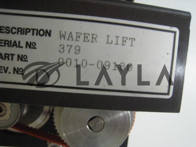 -/-/2 AMAT 0010-09180 CVD CHAMBER WAFER LIFT ASSEMBLY/-/-_05