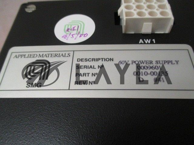 -/-/AMAT 0010-00135 60V Power Supply, SN 0009601/-/-_07