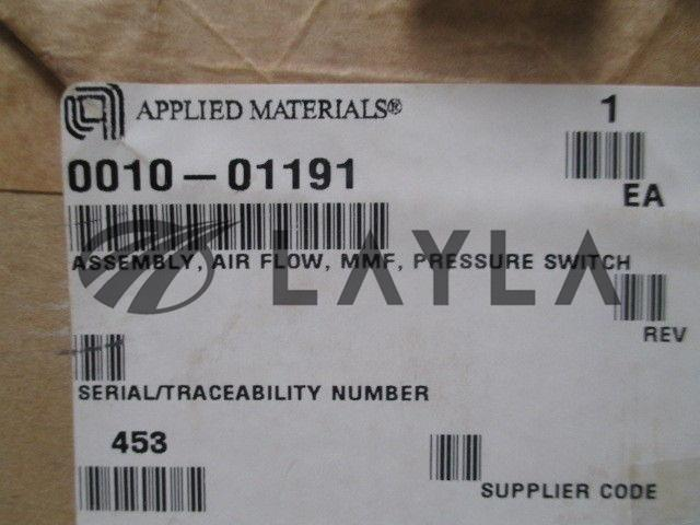 0010-01191/-/AMAT 0010-01191 Assembly, Air Flow, MMF, Pressure Switch, 322153/AMAT/-_12