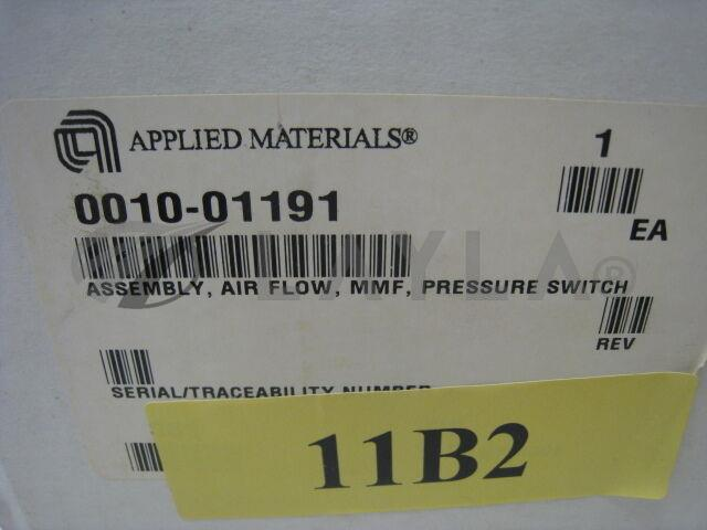 0010-01191/-/AMAT 0010-01191 Assembly, Air Flow, MMF, Pressure Switch, 322155/AMAT/-_03