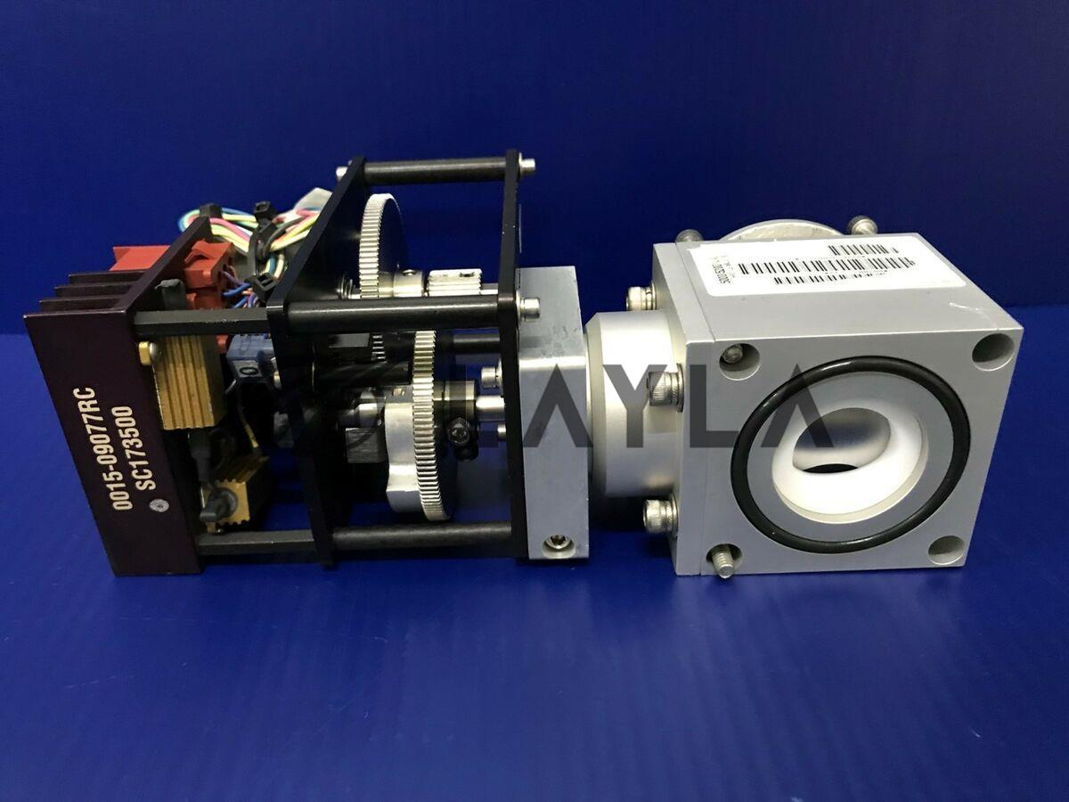 0010-09301/-/0010-09301 Applied Materials AMAT P5000 THROTTLE VALVE ASSEMBLY TEOS DOWNSTREAM/Applied Materials/-_03