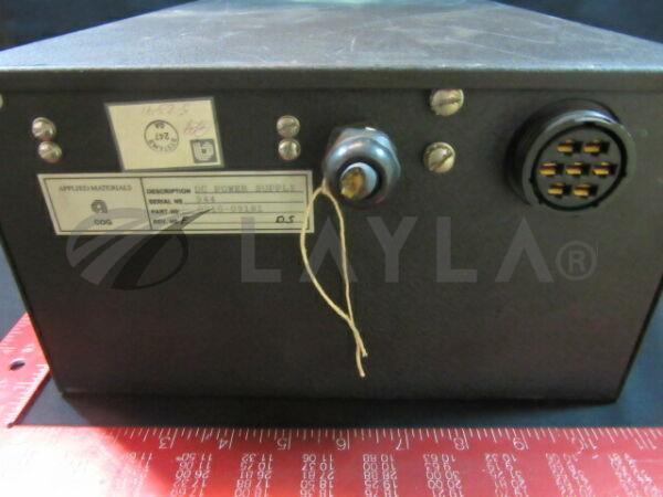 0010-09181/-/DC POWER SUPPLY SOME MINOR REPAIR NEEDED/Applied Materials (AMAT)/Applied Materials (AMAT)_02