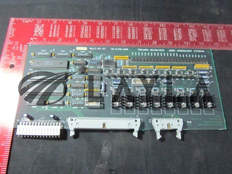 000-8673-01/-/PCB MOTOR CONTROL BOARD/NICOLET INSTRUMENT/-_01