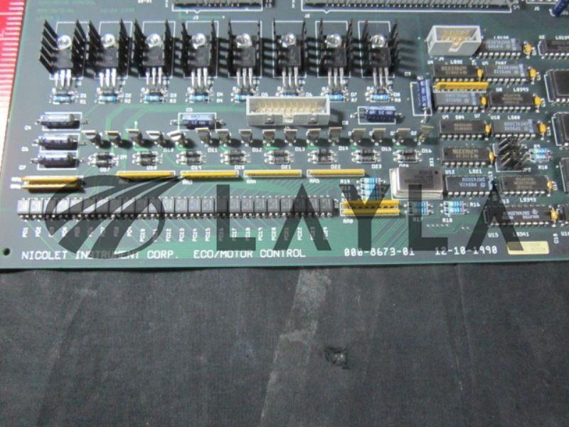 000-8673-01/-/PCB MOTOR CONTROL BOARD/NICOLET INSTRUMENT/-_02