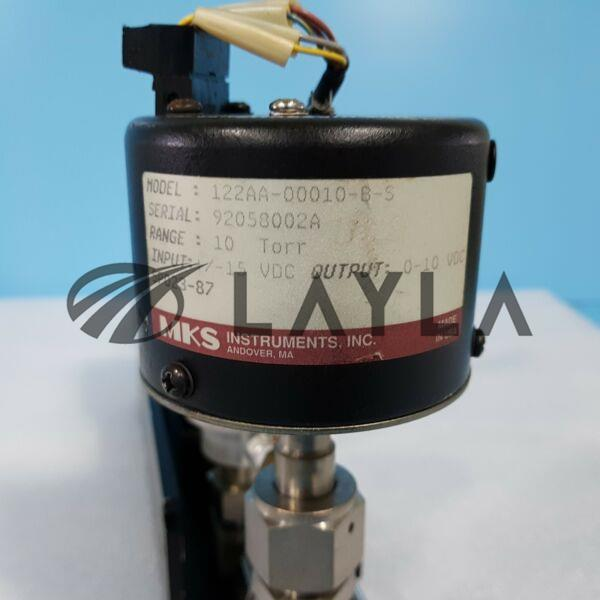 0010-00744/-/136-0601// AMAT APPLIED 0010-00744 (#3) 20SCCM 122AA-00010-B-S USED/-/-_07