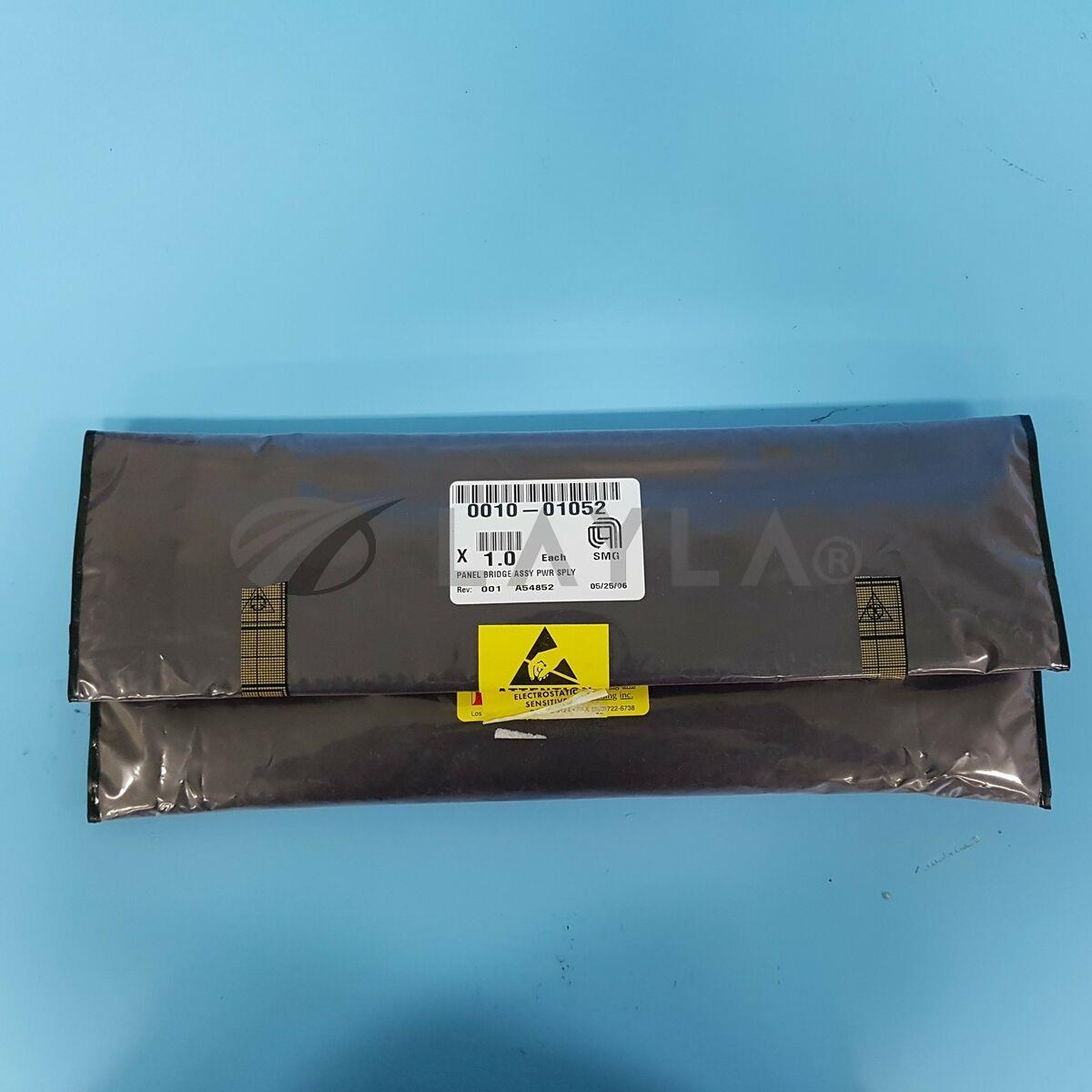 0010-01052/-/342-0203// AMAT APPLIED 0010-01052 PANEL BRIDGE ASSY PWR SPLY NEW/-/-_01