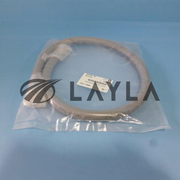 0010-76096/-/142-0301// AMAT APPLIED 0010-76096 WATER RETURN HOSE W/BRS FLARE FTGS CH 1, NEW/-/-_01
